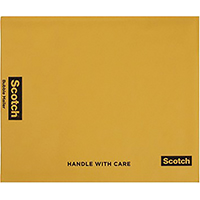 Scotch 7914 Durable Bubble Mailer, 8-1/2 x 11 in