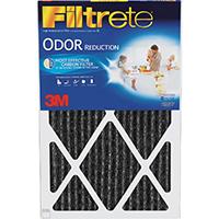 Filtrete HOME23-4 Odor Reduction Filter, 24 in L x 14 in W x 1 in T