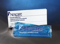 "3M+ 4"" X 10""  Nexcare+ Reusable Cold or Hot Pack With Cover (2 Per Box)"