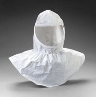 3M+ Tyvek+ QC Hood With Collar