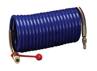 "3M� Supplied Air Hose High Pressure Coiled 50' 3/8"" ID"