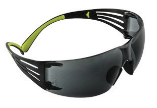 3M� 400 Series SecureFit� Protective Eyewear With Gray Anti-Fog Lens