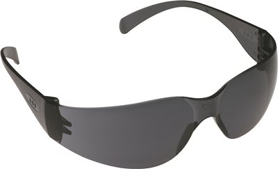 3M VIRTUA SAFETY GLASSES, CLEAR FRAM, GRAY ANTI-FOG LENS