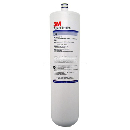 3M AQUA-PURE� CFS8112-S COMMERCIAL FOOD SERVICE REPLACEMENT CARTRIDGE