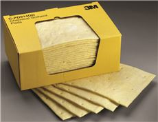 3M� CHEMICAL SORBENT PAD C-PD914DD, ENVIRONMENTAL SAFETY PRODUCT, HIGH CAPACITY