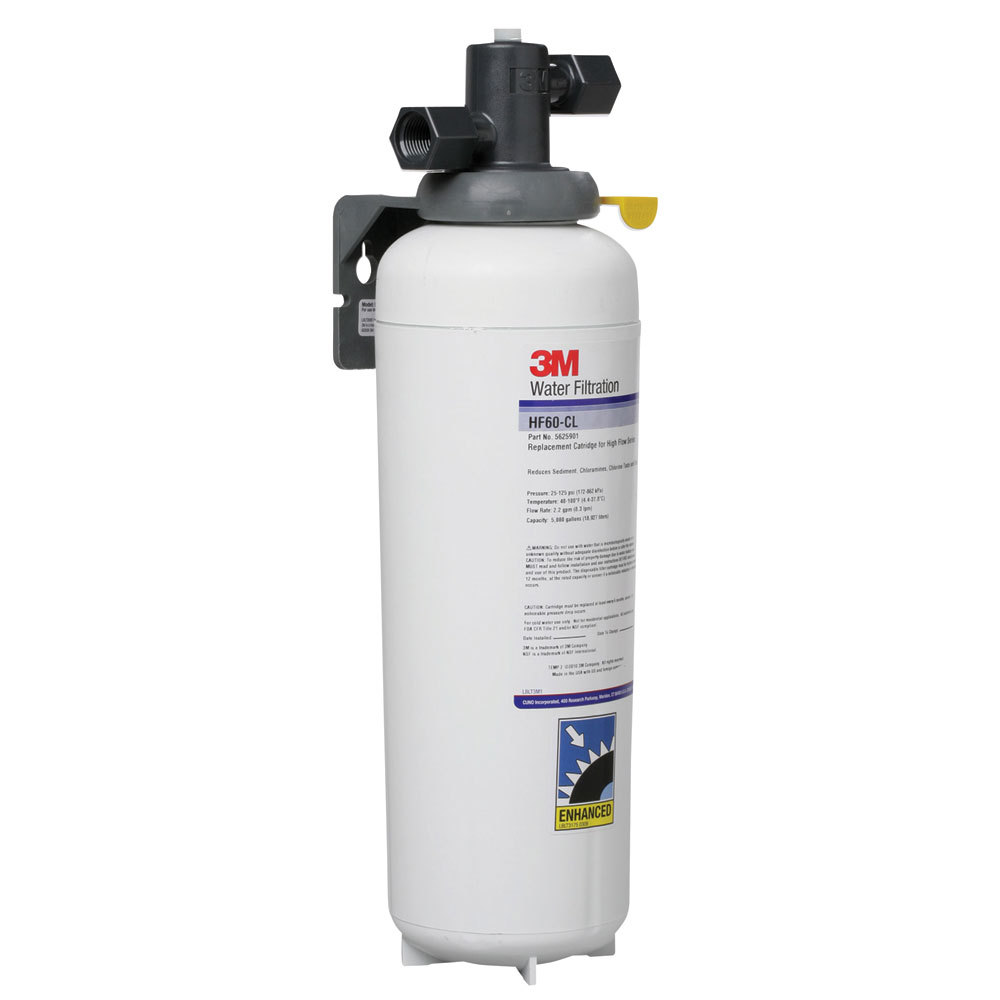 3M� HF160-CL CHLORAMINES REDUCTION FILTER SYSTEM