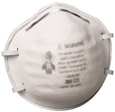 MASK RESPIRATOR PARTICULATE N95 8200