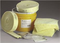 3M� CHEMICAL SORBENT FOLDED SPILL KIT C-SKFL31, ENVIRONMENTAL SAFETY PRODUCT, 31 GALLONS, 1 EACH PER CASE