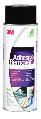3M ADHESIVE REMOVER LOW VOC, 24 OZ. CAN