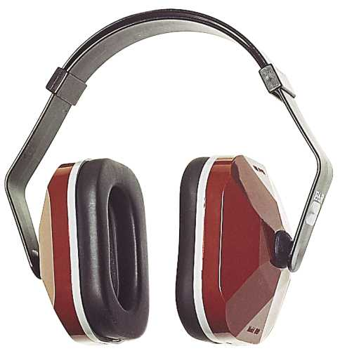 3M MODEL 1000 OVER-THE-HEAD EAR MUFFS