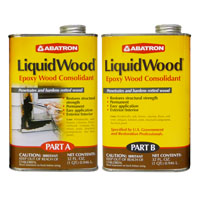 FILLER WOOD LIQUID 2QUART
