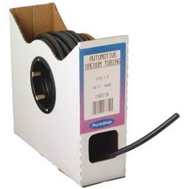 Abbott Rubber T68004003 Auto Vacuum Tubing, 12/32 in x 50 ft 50 ft, 20 psi