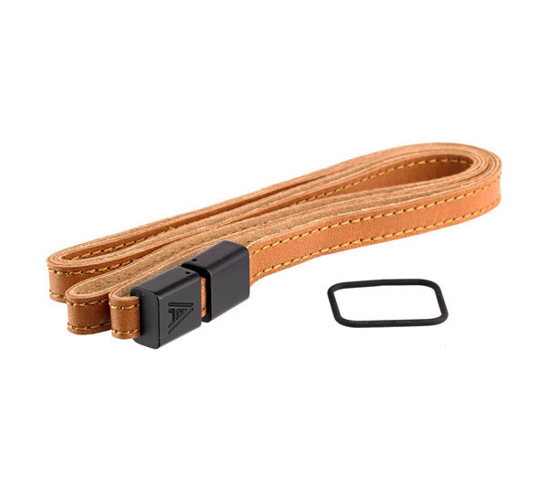 AUTOGRAPHER AUK1002ACC TAN LUXURY LANYARD WITH ITS CUSTOM