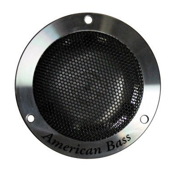 "American Bass 1"" Compression Tweeter 4Ohm 150W Max Sold each"