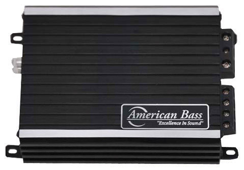 American Bass 1600W MAX Class D Amplifier Phantom Micro-Technology
