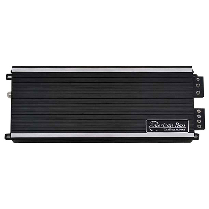 American Bass 5 channel amplifier 1080W Max