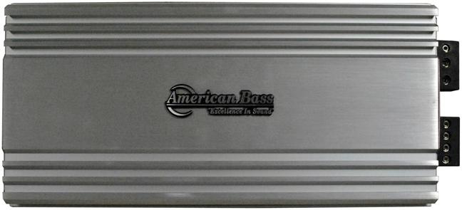 American Bass Class D Mono Hybrid Amplifier 4400W Max