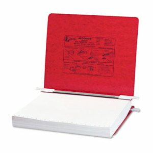 "PRESSTEX Covers w/Storage Hooks, 6"" Cap, Executive Red"