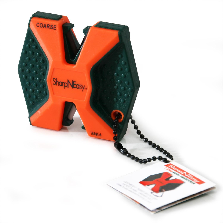 AccuSharp SharpNEasy 2-Step Sharpener 336C Blade Orange