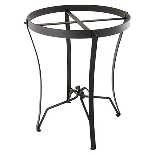 Wrought Iron Stand Round