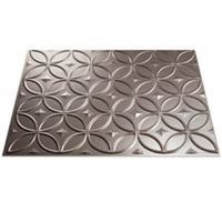 BACKSPLASH BRSH NICKL 18X24IN