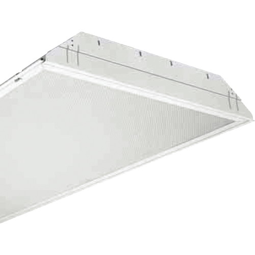 ACUITY BRANDS SPECIFICATION PREMIUM TROFFER FIXTURE, STATIC LENSED, 2X4', 120 / 277 VOLTS, USES 3 32-WATT T8 LAMPS