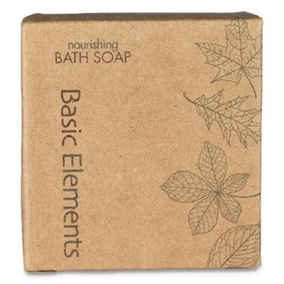Bath Soap Bar, Clean Scent, 1.41 oz, 200/Carton