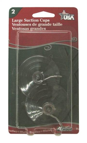 SUCTION CUPS LARGE 2CT