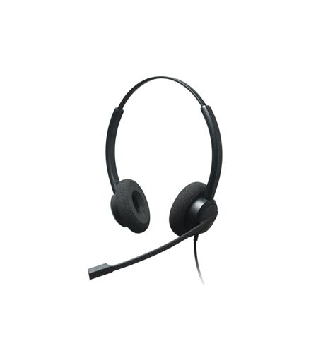 Dual Ear Noise Cancelling Headset