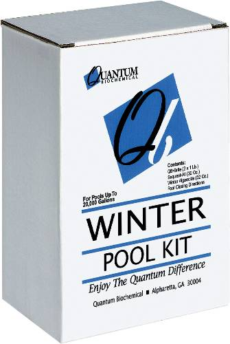 GLB� POOL CLOSING KIT FOR POOLS UP TO 24,000 GALLONS