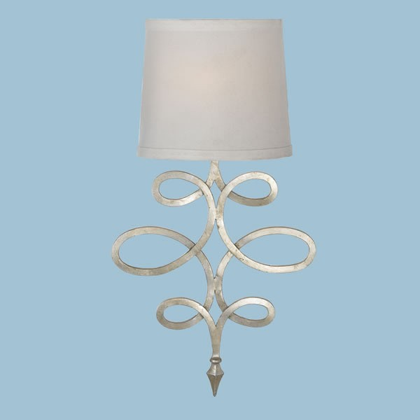 "Wall Sconce 1-40W Candle Bulb 21""HX11""WX4""E Hardwi"