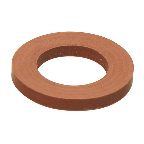 RUBBER HOSE WASHER, 100 PER PACK