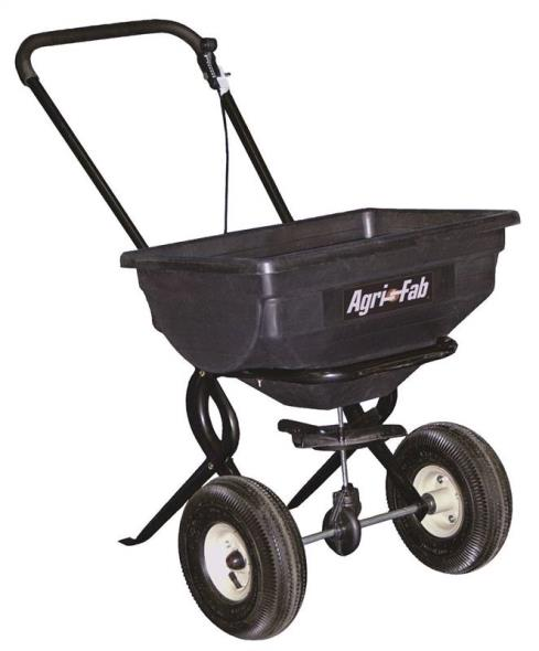 Broadcast Spreader 85Lbs Push