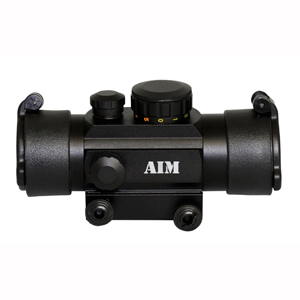 1X30 DUAL ILLUMINATED SIGHT W/4 DIFFERENT RECTICLES