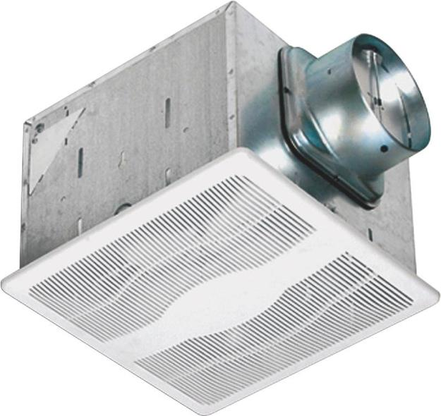 130CFM Energy Star® Certified Eco Exhaust Fan