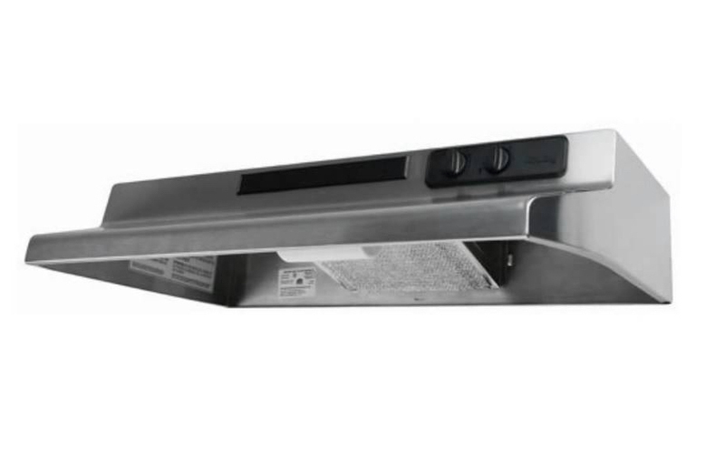 RANGE HOOD DUCTED 30IN SS