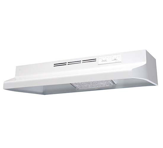 Ad1303 30 White Ductless Range Hood