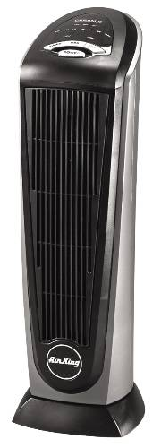AIR KING OSCILLATING CERAMIC TOWER PORTABLE HEATER