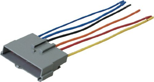 WIRING HARNESS FORD/LINC/MERC FOR PREMIUM SYSTEMS W/RCA'S