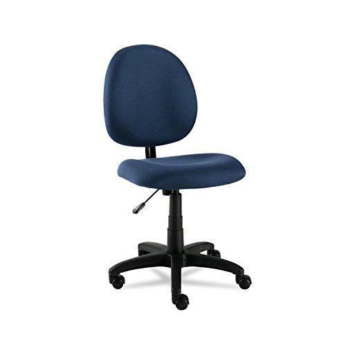 Alera Essentia Series Swivel Task Chair, Acrylic, Blue