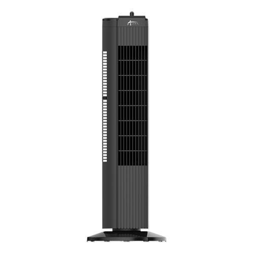 """28"""" 3-Speed Tower Fan, Plastic, Black"""