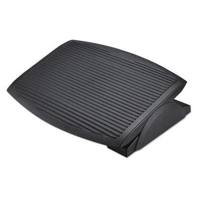 Ergo Tilt Footrest, 13 3/4w x 17 3/4d x 3 3/8 to 5 1/8h, Black
