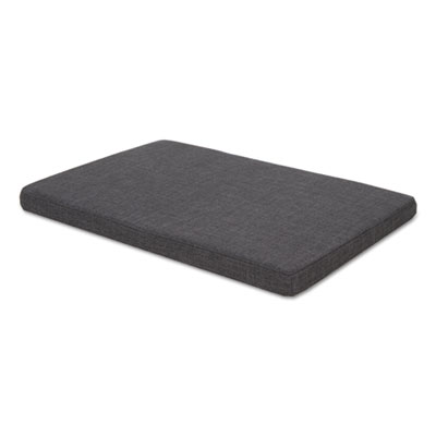 Seat Cushion for Low Credenzas, 29 1/2 x 19 1/8 x 2 1/8, Smoke