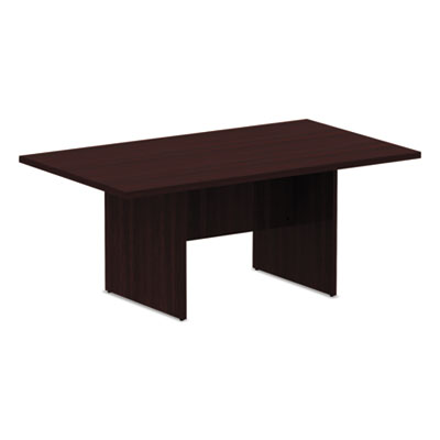 Valencia Series Conference Table, Rectangle, 70 7/8wx41 3/8dx29 1/2h, Mahogany