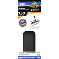 SANDPAPER DRYWALL 4-3/8X11 150