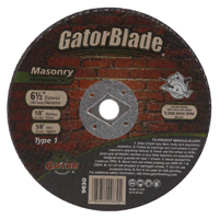BLADE MSNRY 6.5INX1/8INX5/8IN