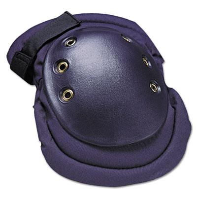 FlexKnee Knee Protection, Hook & Loop Closure, Nylon/Foam/Rubber, Navy