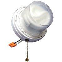 FIXTURE CFL LUM 13W W/LEDS-CHN