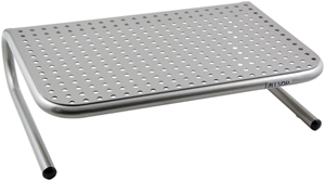 ALLSOP 27021 Metal Art Jr. Monitor Stand (Pewter)