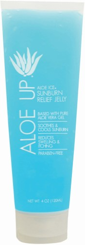 Aloe Up Aloe Ice Jelly Sunburn Relief, 4oz